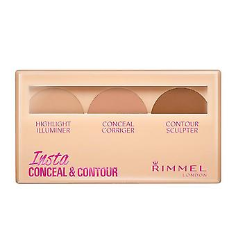 Rimmel Insta Conceal and Contour - 020 Medium