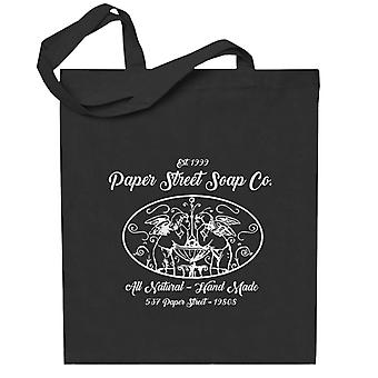 Fight Club Paper Street Soap Co Totebag