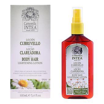 Body Hair Lightening Lotion Camomila Intea (100 ml)