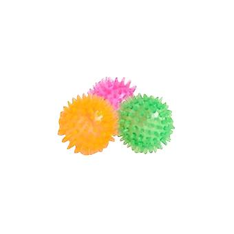Sharples Spike Y Balls Cat Toy (Pack Of 3)