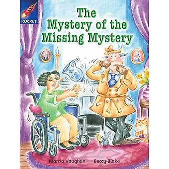 The Mystery of the Missing Mystery: Lime Level Fiction (Rigby Star Independent)