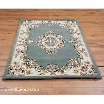 Royal grønne tæppe