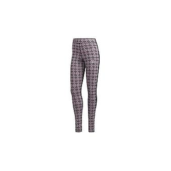 Adidas Aop Tights FL4133 running all year women trousers