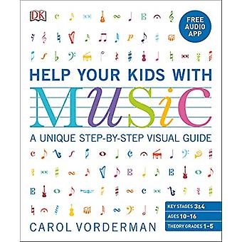 Help Your Kids With Music - A unique step-by-step visual guide by Caro