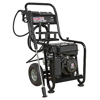 Sealey Pwm2500 Pressure Washer 220Bar 10Ltr/Min 6.5Hp Petrol