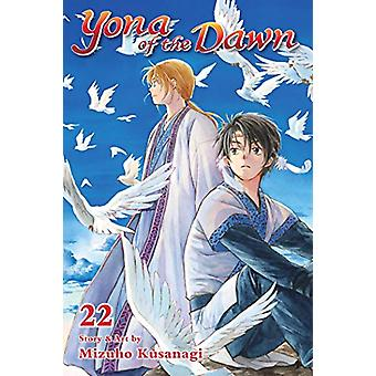 Yona of the Dawn - Vol. 22 by Mizuho Kusanagi - 9781974711086 Book