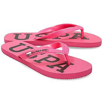 U.S. Polo Assn Rodi VAIAN4101S0G1FUXBLK water summer women shoes