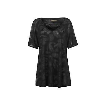 Golddigga Beach Cover Up T-Shirt Ladies