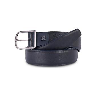 Piquadro - Accessories - Belt - CU4834W95_BLU - Men - Blue