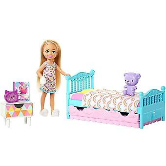 Barbie-Club Chelsea, Bed Time