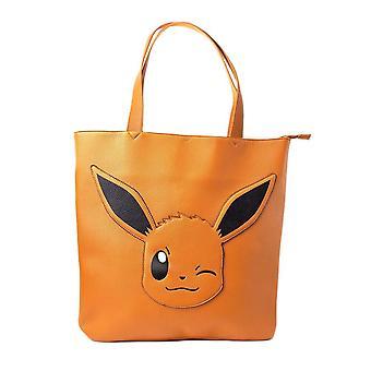 Pokemon Eevee Large Tote Bag