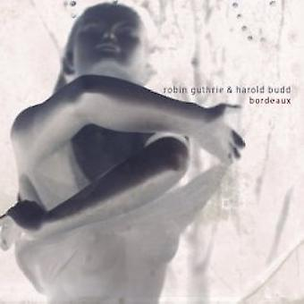 Robin Guthrie & Harold Budd - Bordeaux [CD] USA import