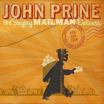 John Prine - Singing Mailman Delivers (2CD) [CD] USA import