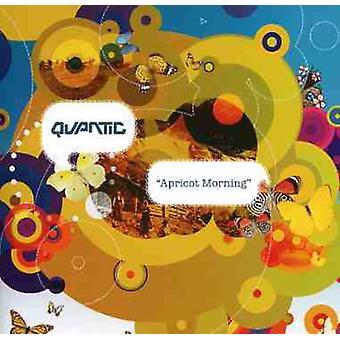 Quantic - Apricot Morning [CD] USA import