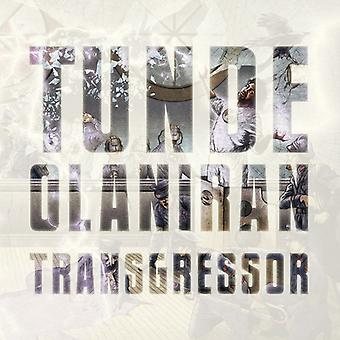 Tunde Olarian - Transgressor [CD] USA import