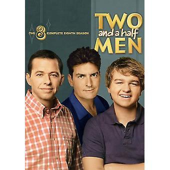 Two & a Half Men Season 8 [DVD] USA import