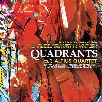 Quadrants 3 [CD] USA import