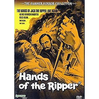 Hands of the Ripper [DVD] USA import