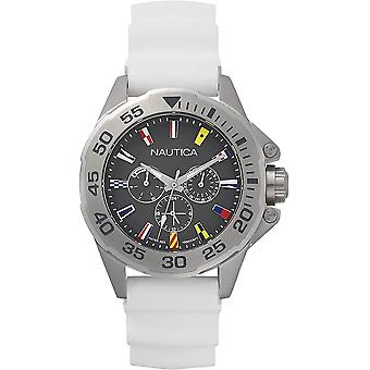 Nautica Watch NAPMIA002 - Gummi Gents Quartz Multifunktion