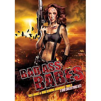 Bad Ass Babes [DVD] USA import