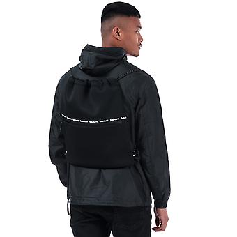 Accessories Timberland Hero Cinch Gym Sack in Black