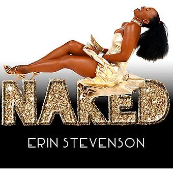 Erin Stevenson - Naked [CD] USA import