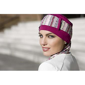 Yanna Paarse Mosaica Sjaal