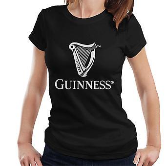 Guinness Classic Harp Logo Women's T-Shirt