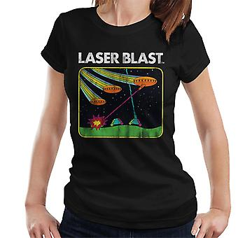 Activision Distressed Laser Blast Women's T-Shirt