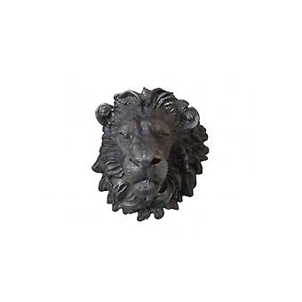 Deco4yourhome Lion Antique Nickel