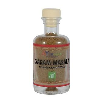 Garam Masala Organic 50 g of powder