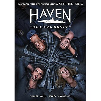 Haven: The Final Season [DVD] USA import