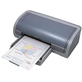 60937, Película de transparencia de chorro de tinta, 8 1/2 x 11, 20/BX, 60937