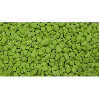 D-Pac Fluoro Gravel Green - 20kg