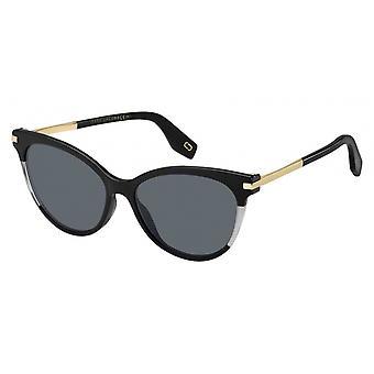 Sunglasses Women's Cat-Eye black/gold