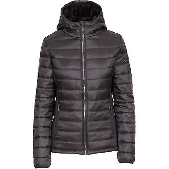 Trespass kvinner Valerie polstret hette varm jakke frakk
