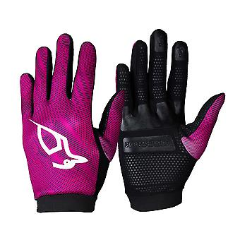 Kookaburra 2019 Nitrogen Hockey Handguard Protection Purple Digital (Pair)