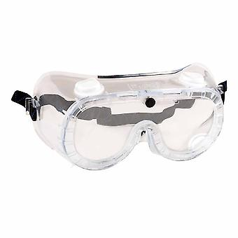 Portwest - Indirect Vent Goggle Clear Regular