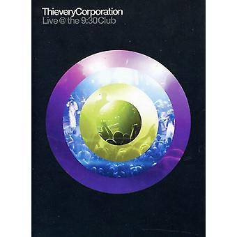 Thievery Corporation - Live at 9:30 Club [DVD] USA import