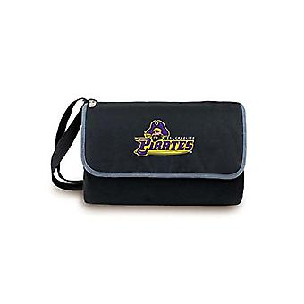 Blanket Tote- Blk(East Carolina Pirates) Digital Print