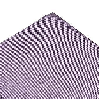 Ties Planet Plain Lilac Silk Pocket Square Handkerchief