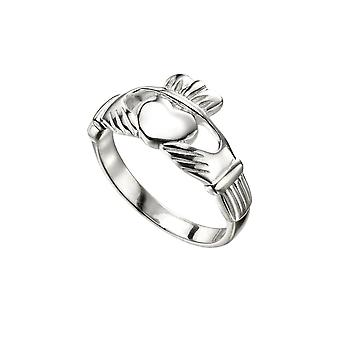 Начало стерлингового серебра Claddagh Ring R3720