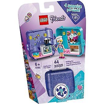 LEGO 41401 Stephanie's play cube