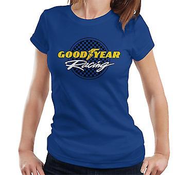 Goodyear Racing Logo Women's T-Shirt
