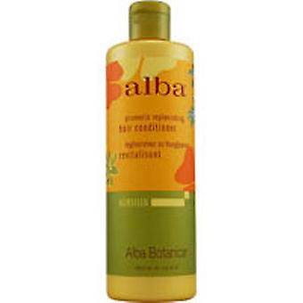 Alba Botanica Hair Conditioner, Plumeria Replenishing 12 OZ
