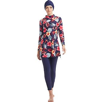 Muslim Swimwear, Women Full Cover Modest Islamic Swimming Suits