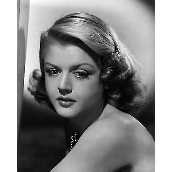 Angela Lansbury 1948 valokuvatulostus