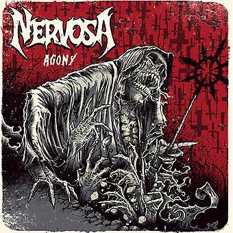 Nervosa - Agony [CD] USA import