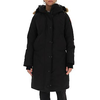 Canada Goose 3821l61 Women's Black Nylon Down Jacket