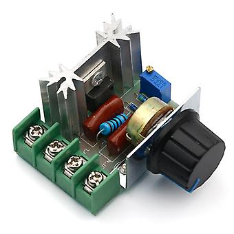 2000w 220v Scr الجهد الكهربائي - وحدة المنظم، وحدة تحكم السرعة